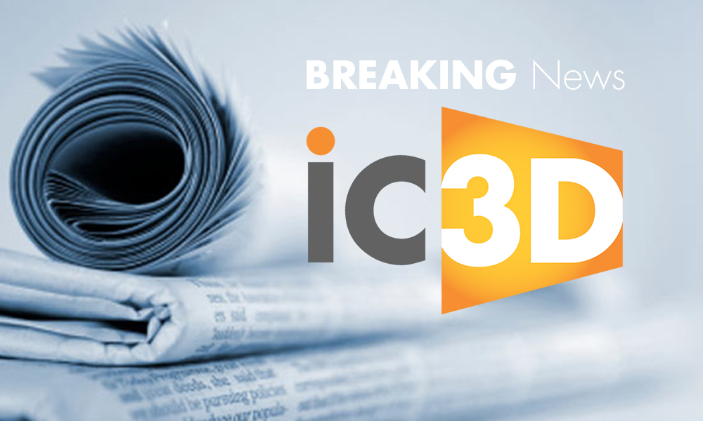 Latest News from IC3D