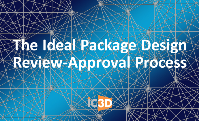 The Ideal Package design Teview Approval Process